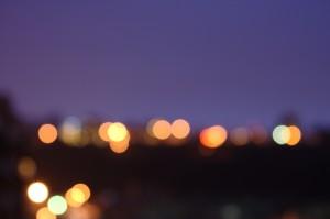 blurryness